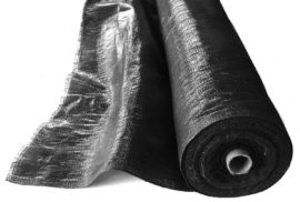 geotextile roll woven