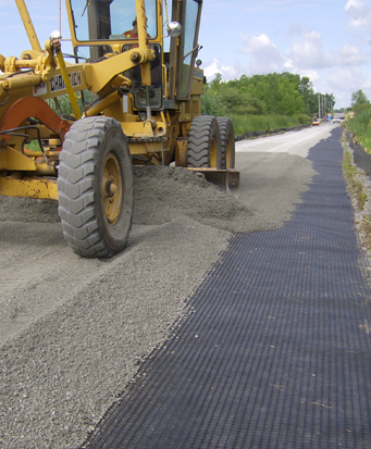 Geogrid - Subgrade Reinforcement